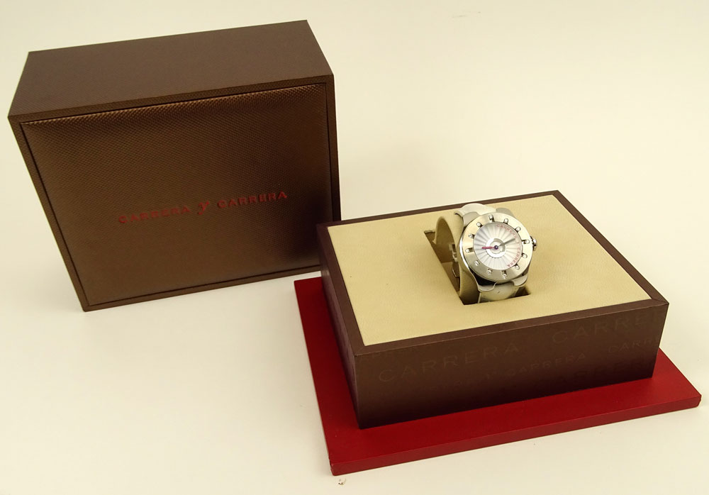 Lady's Carrera y Carrera Stainless Steel Watch