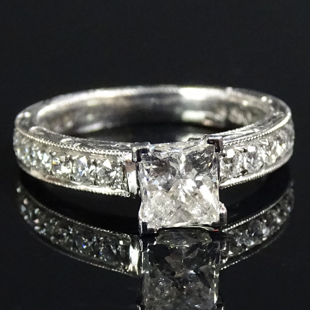 click carat photo enlarge diamond to vintage engagement ring