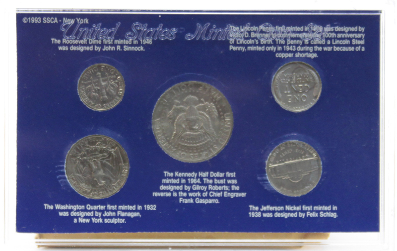 Lot of 32 Presidents Coin Series Sets | Kodner Auctions