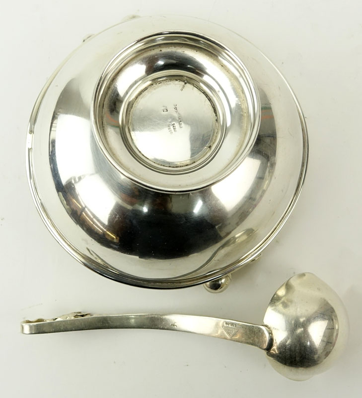 Grouping of Two (2) Sterling Silver Tableware