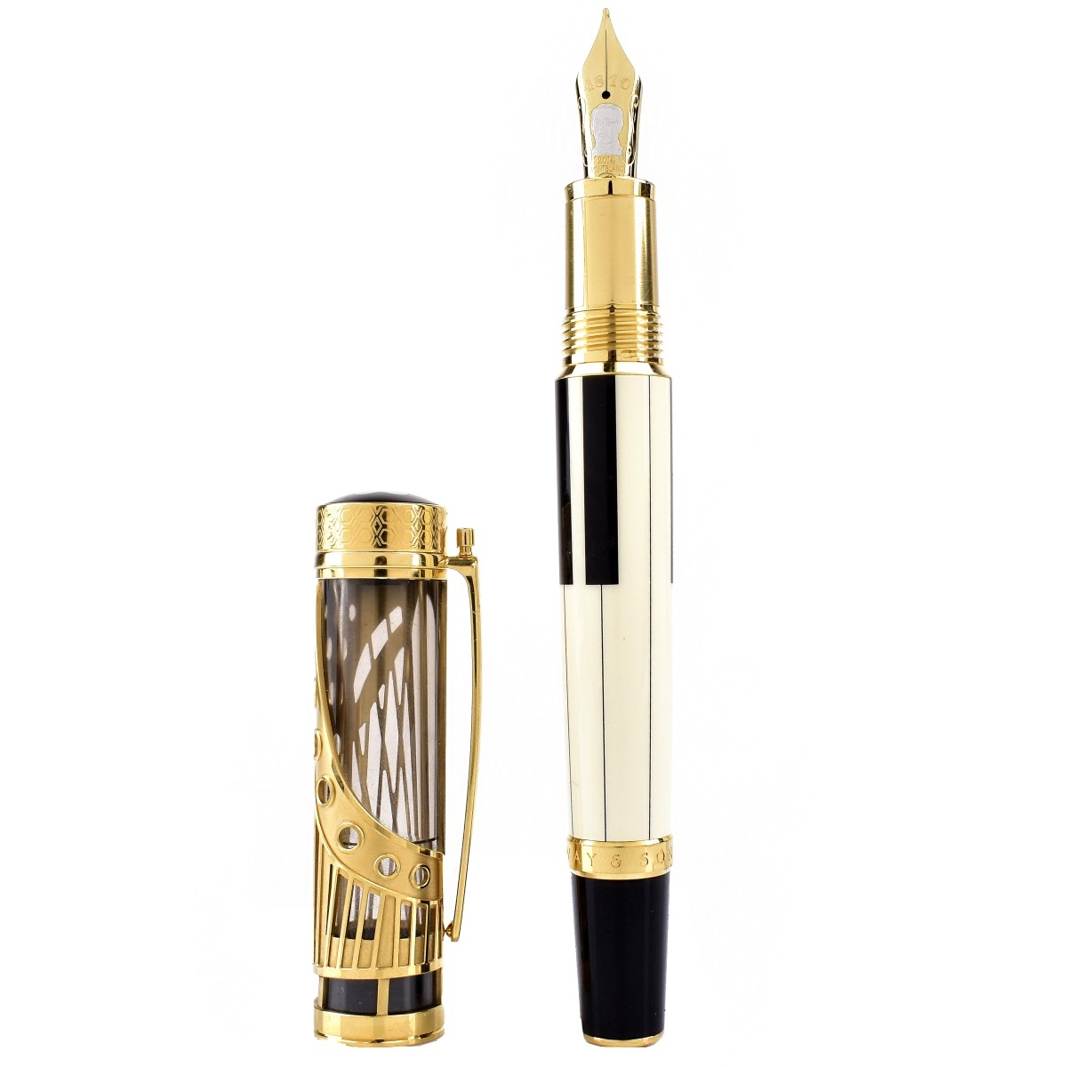 Montblanc Steinway Limited Edition 888