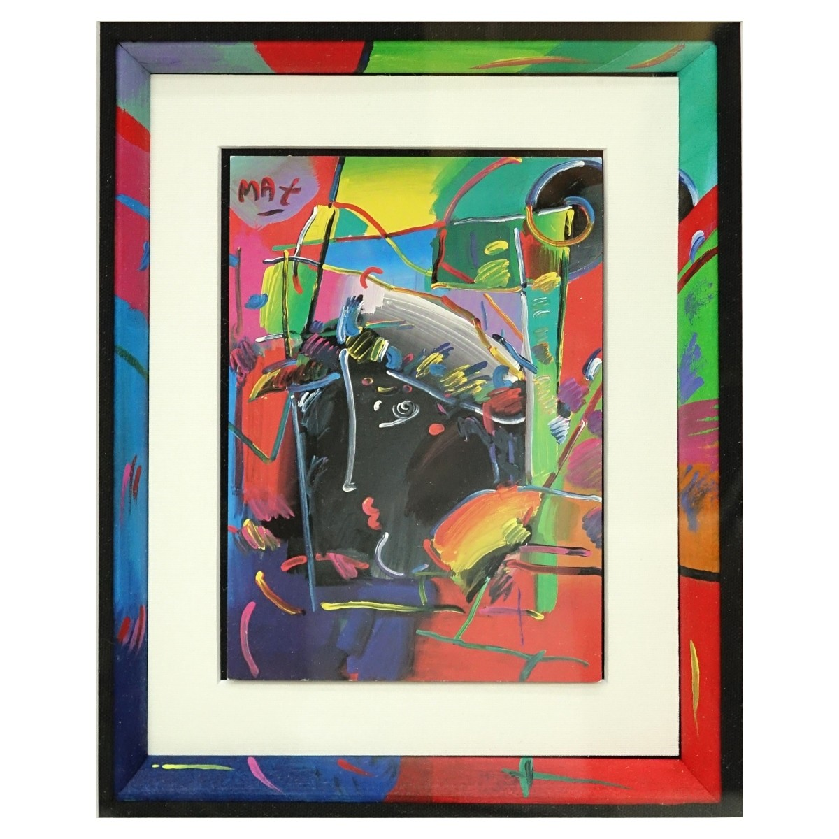 After: Peter Max, American (born 1937) Print