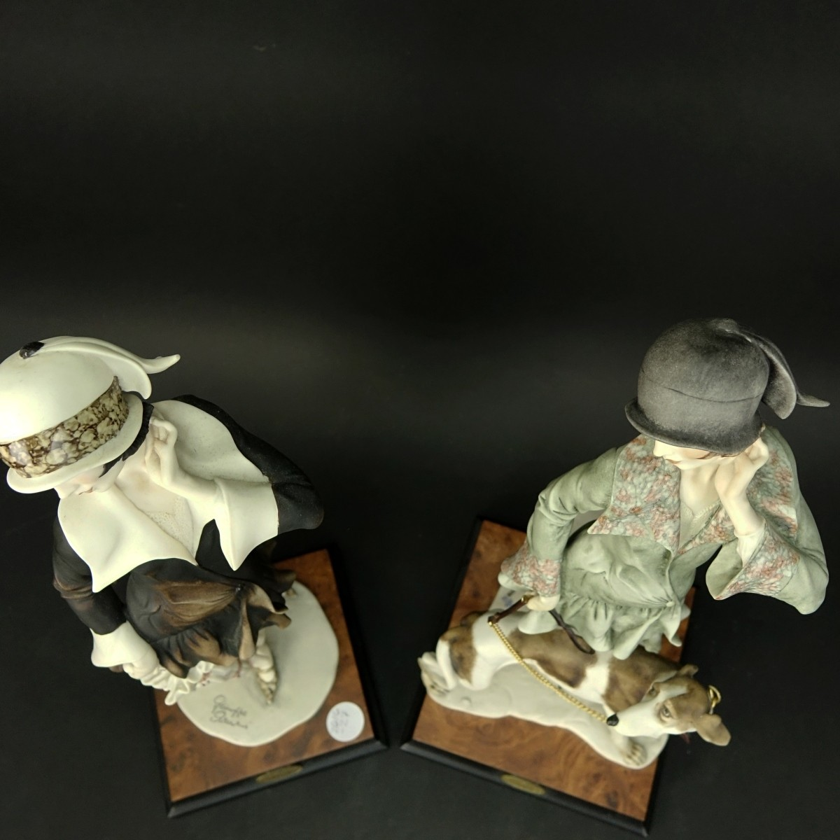 Two (2) Giuseppe Armani Limited Edition Figurines