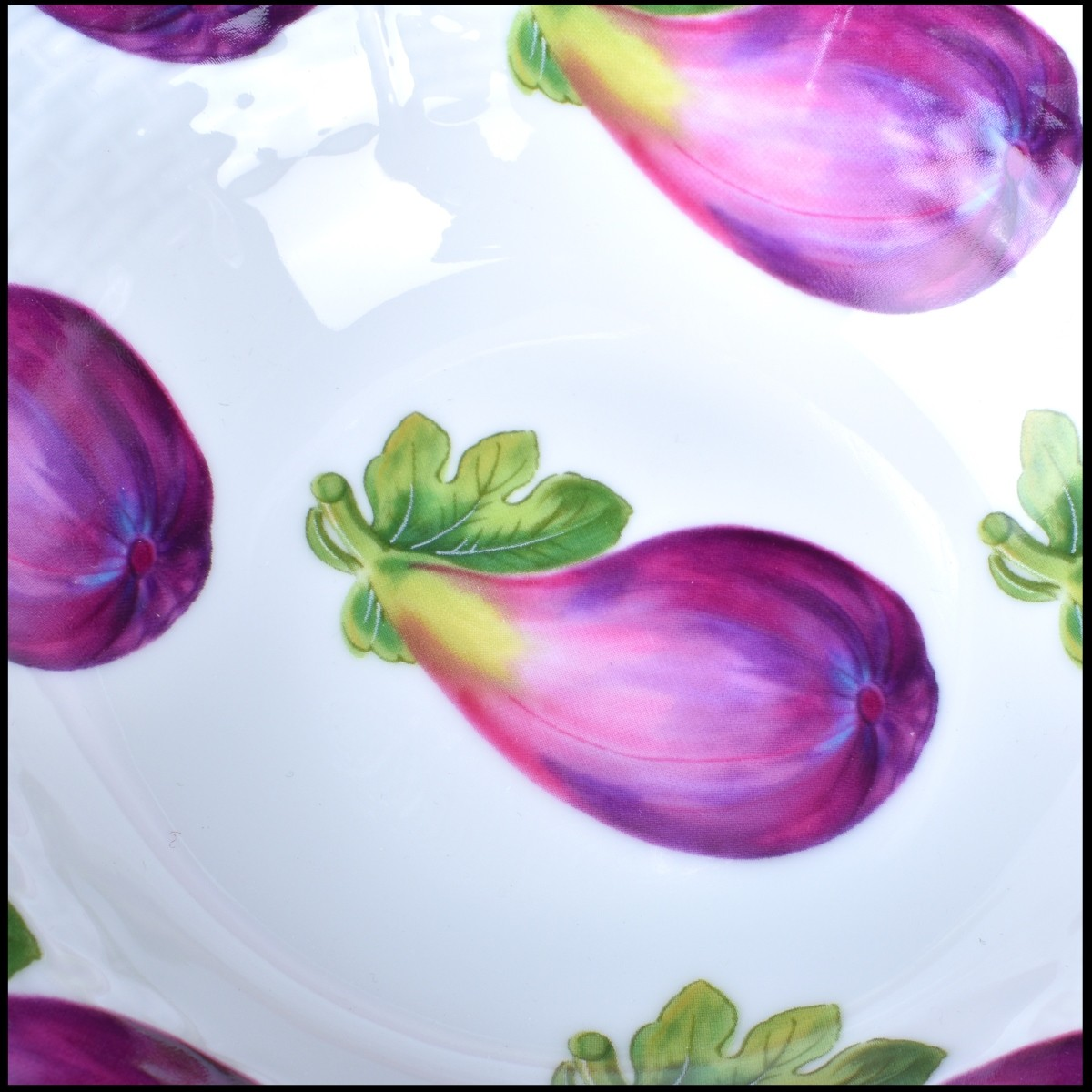 Set Of Four Raynaud Limoges Fruit Bowls