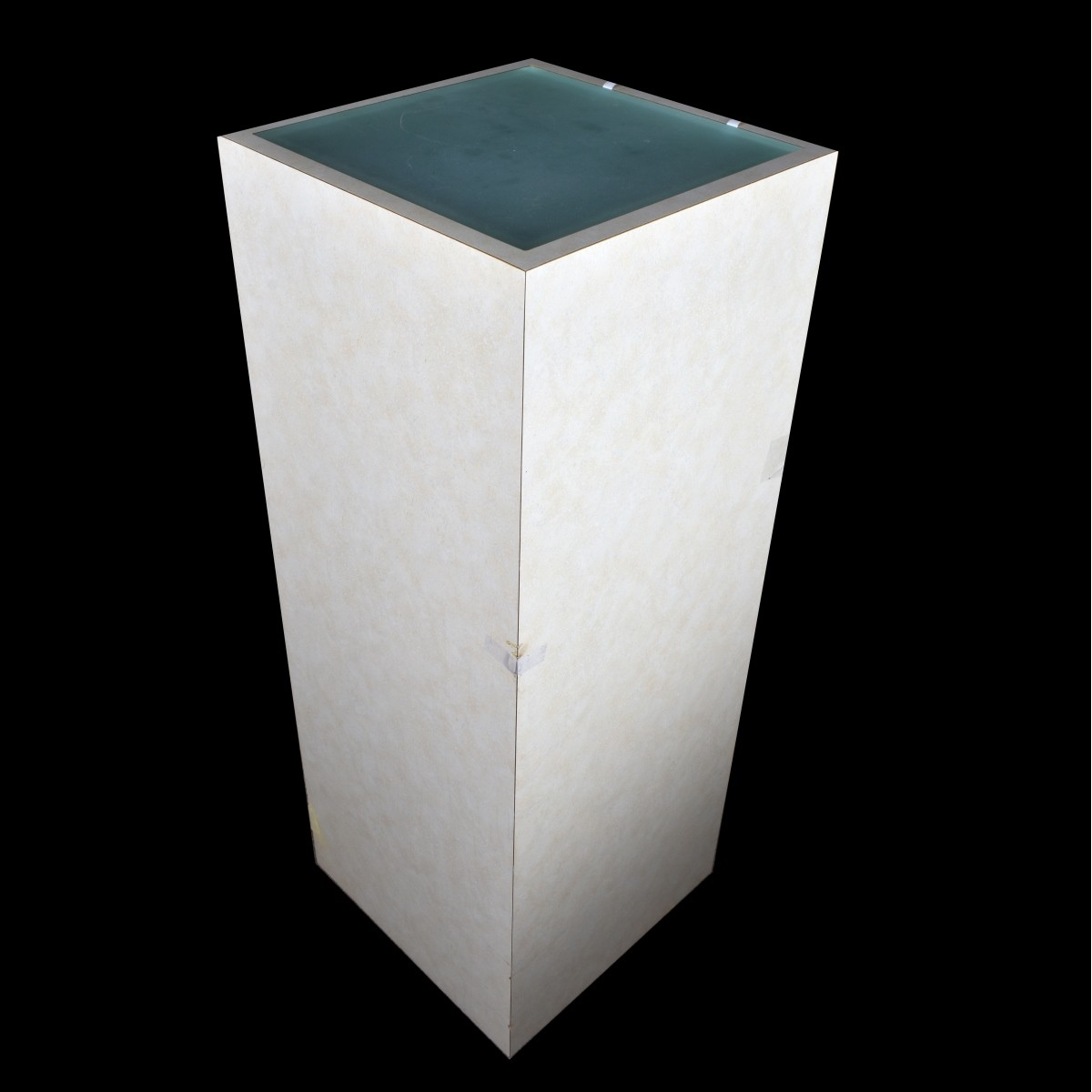 Tall Modern Electrified Display Pedestal