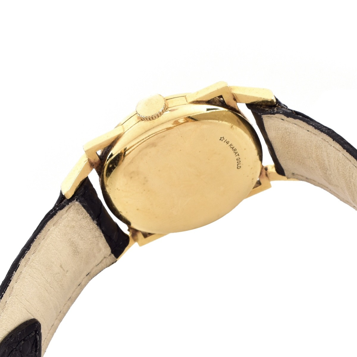 Vintage Longines 14K Gold Watch