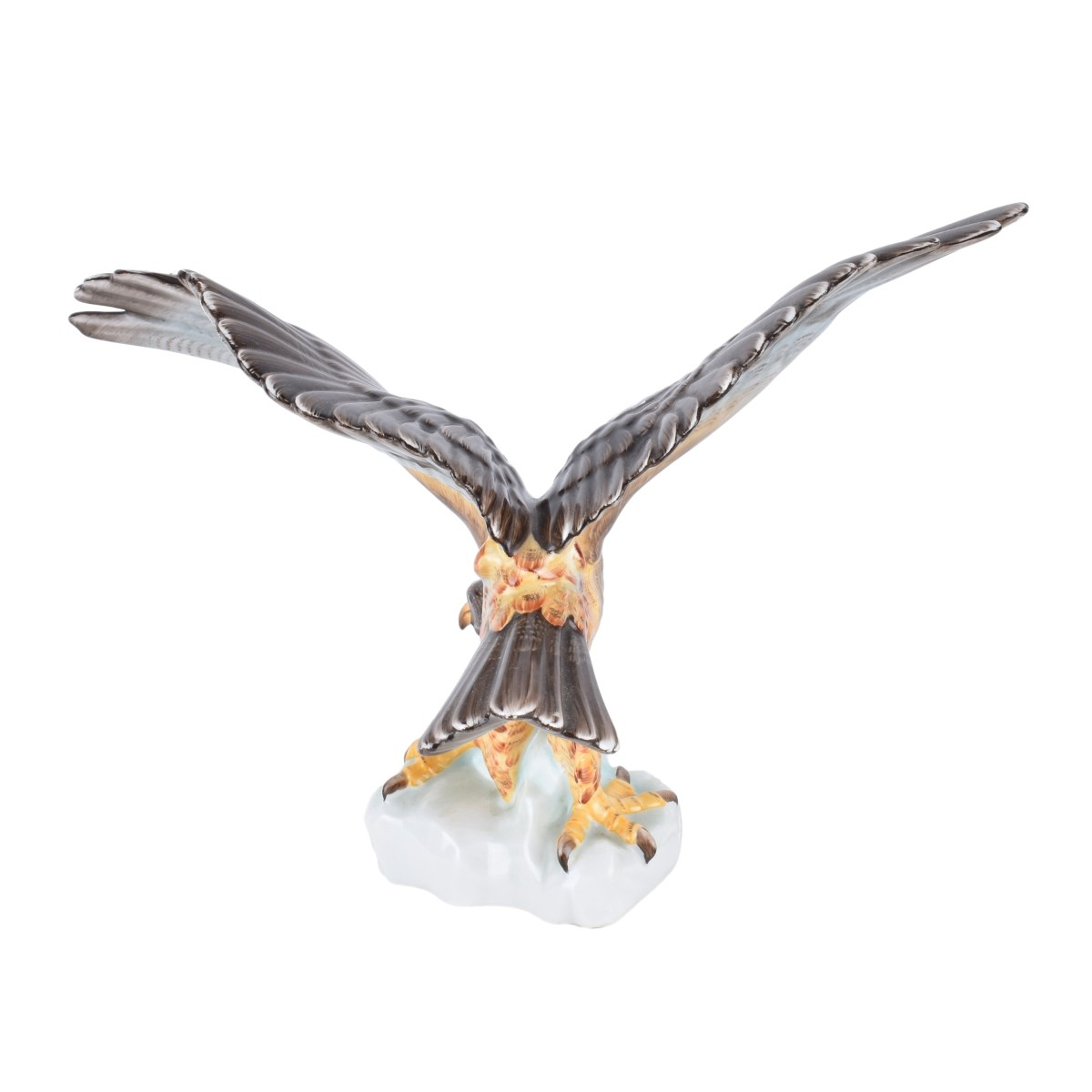 Herend Porcelain Eagle Figurine
