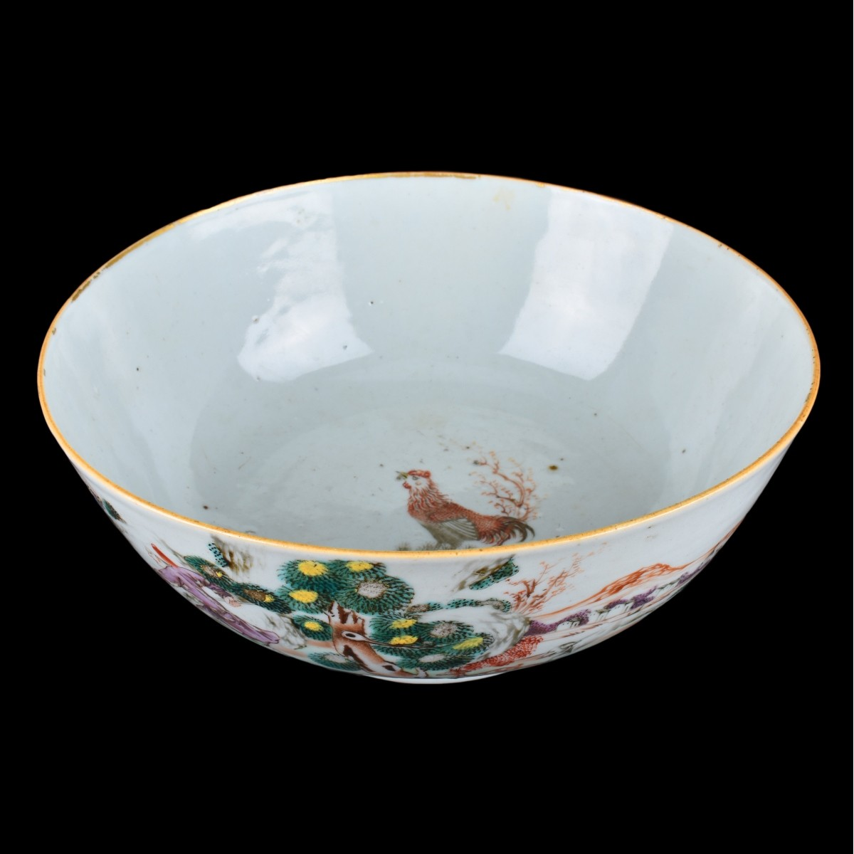 18th C Chinese Porcelain Bowl