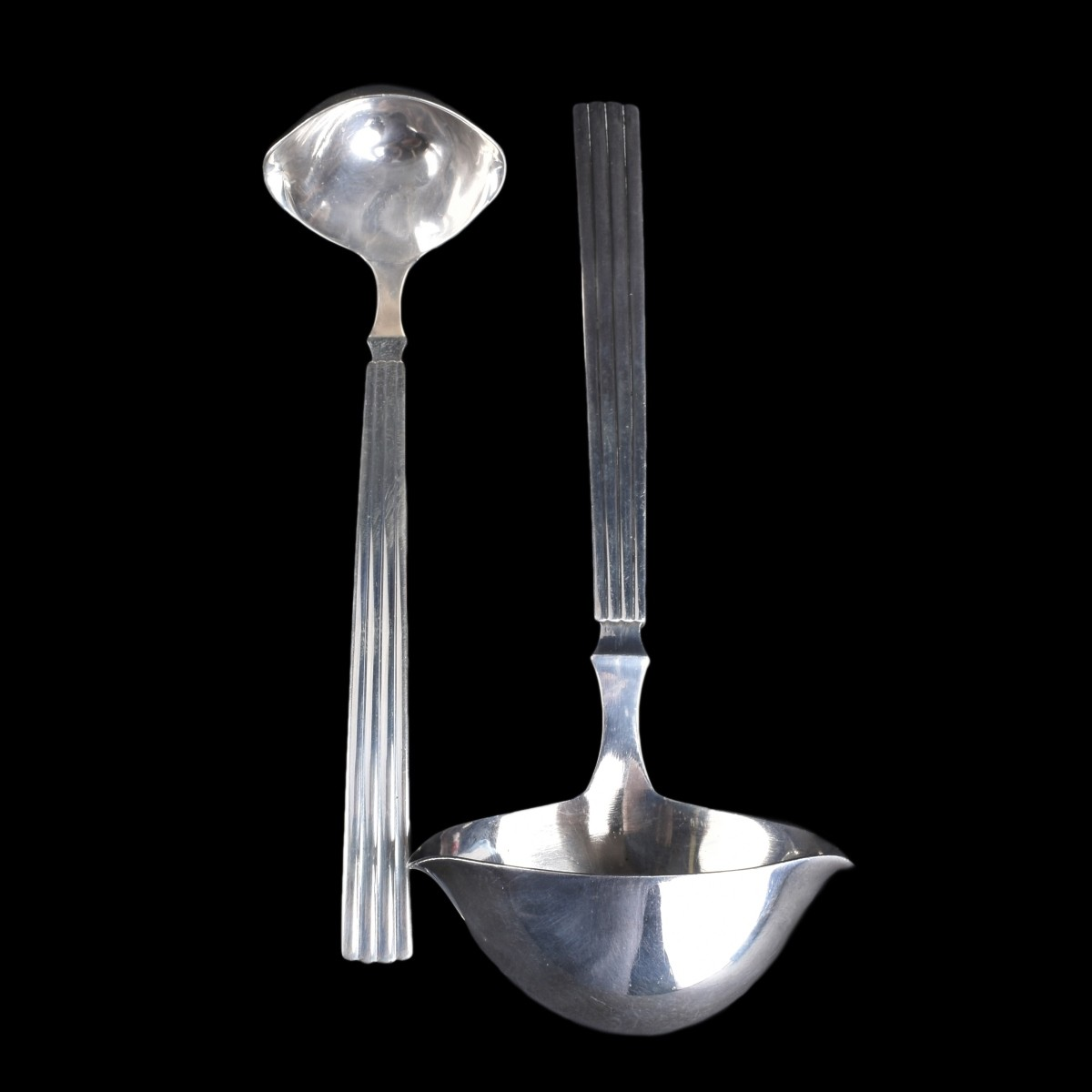 25 Georg Jensen Bernadotte Serving Pieces