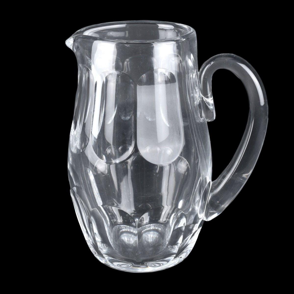 Baccarat Harcourt Crystal Pitcher