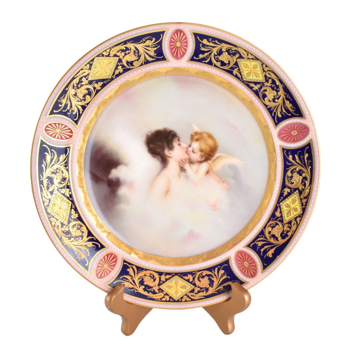 Royal Vienna Cabinet Plate