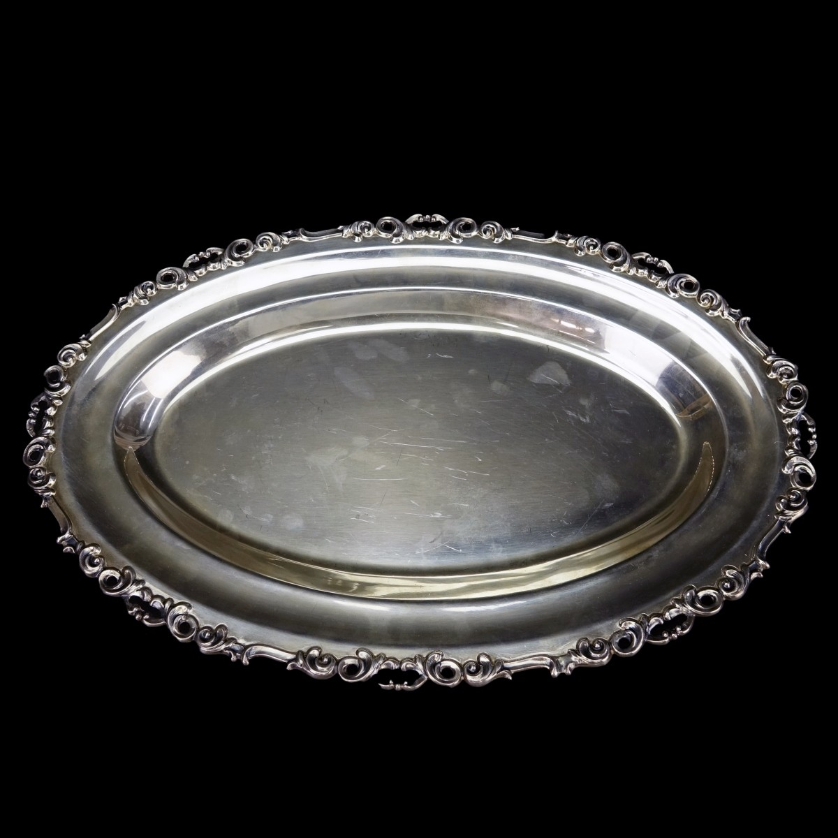 Camusso Sterling Tray