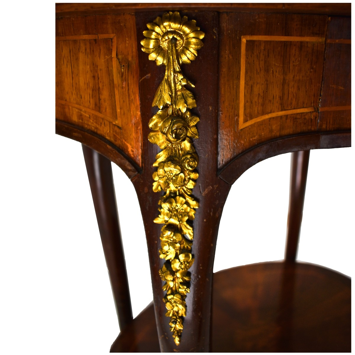 20th Century French Louis XVI Style Side Table