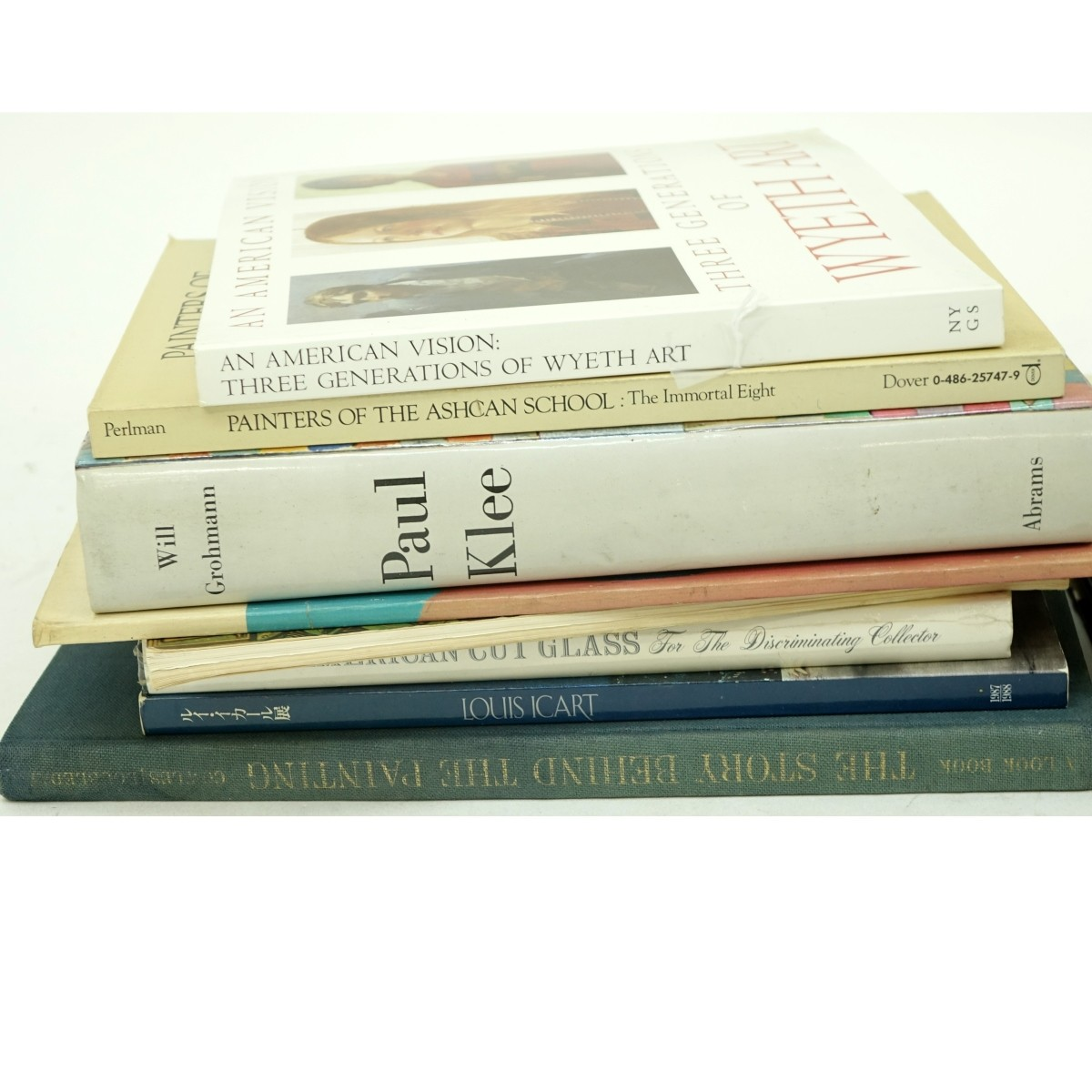 Assorted Art Books
