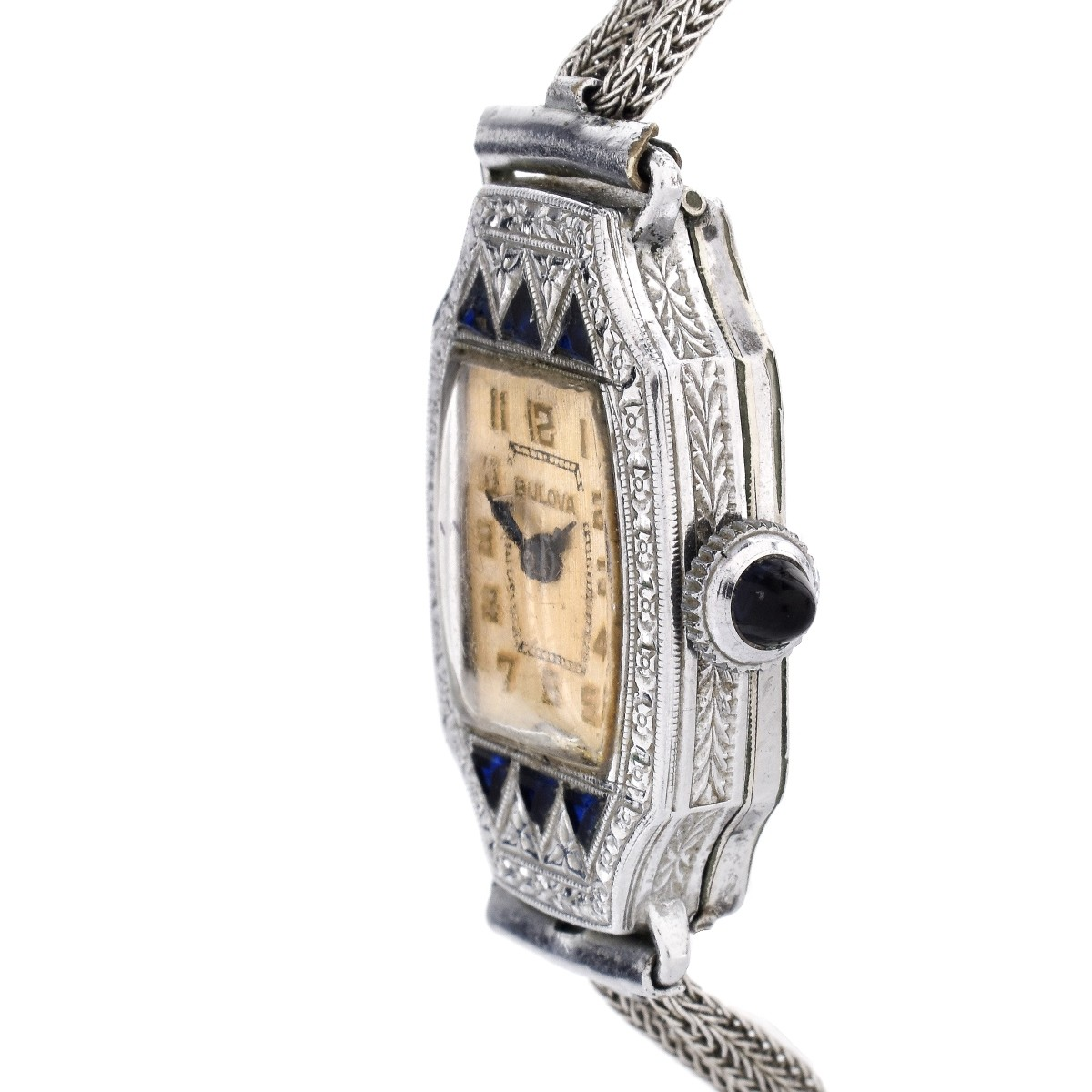 Lady's Bulova Bracelet Watch