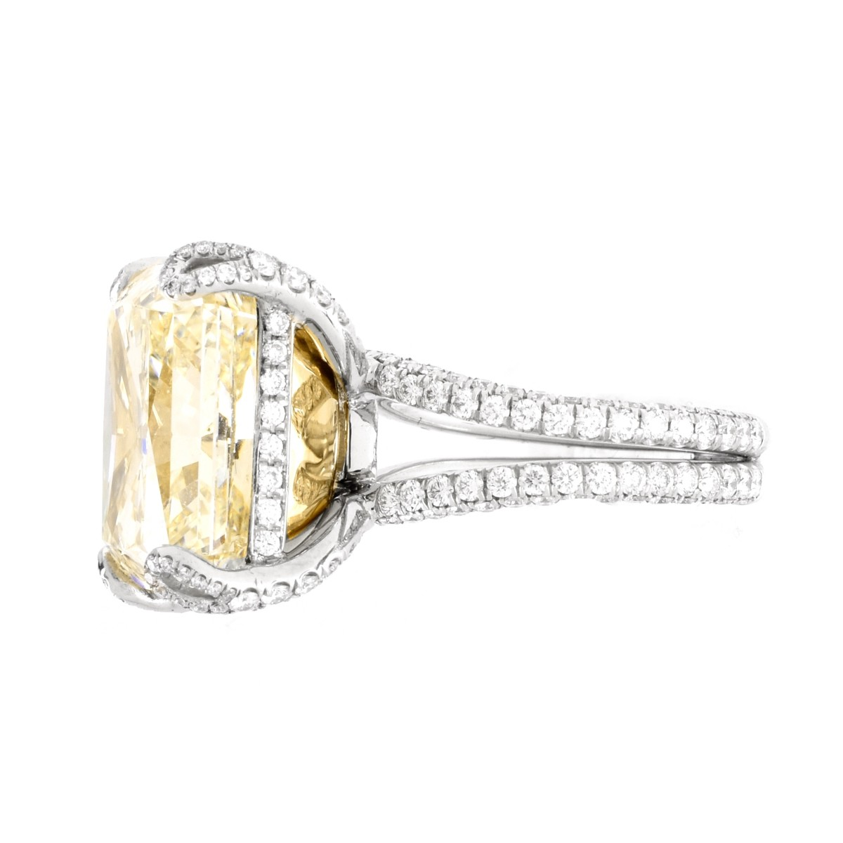 Important 17.54ct Diamond Engagement Ring