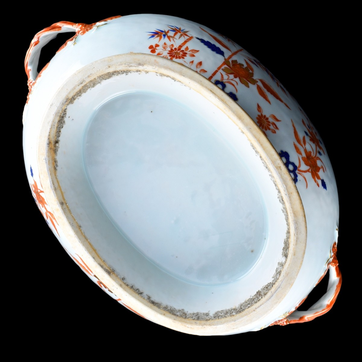 19/20th C. Imari Style Export Covered Tureen