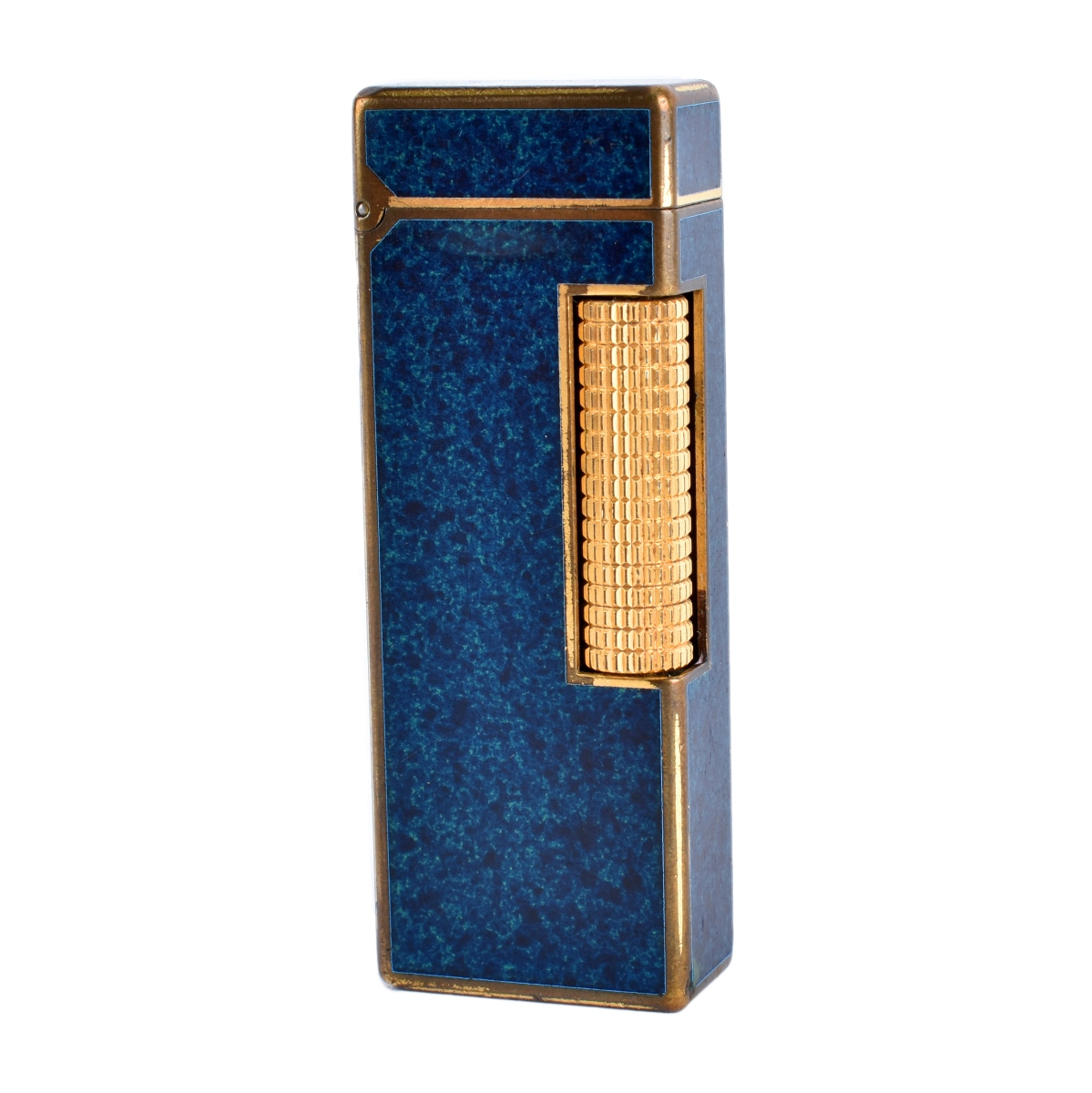 Dunhill Gold Plated & Lacquer Cigarette Lighter