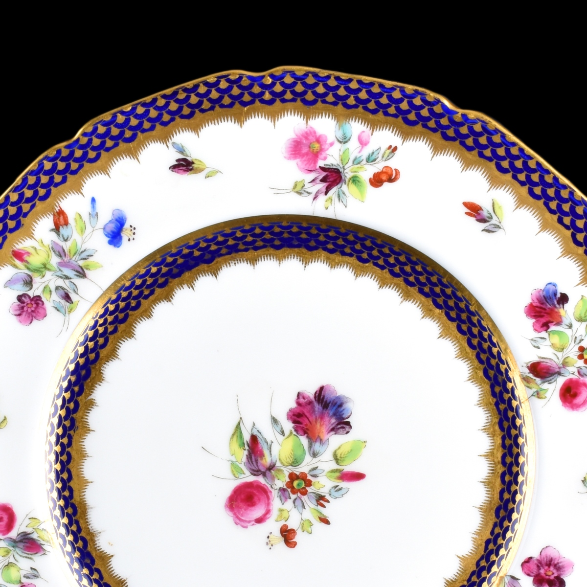 Six Royal Doulton Cabinet Plates