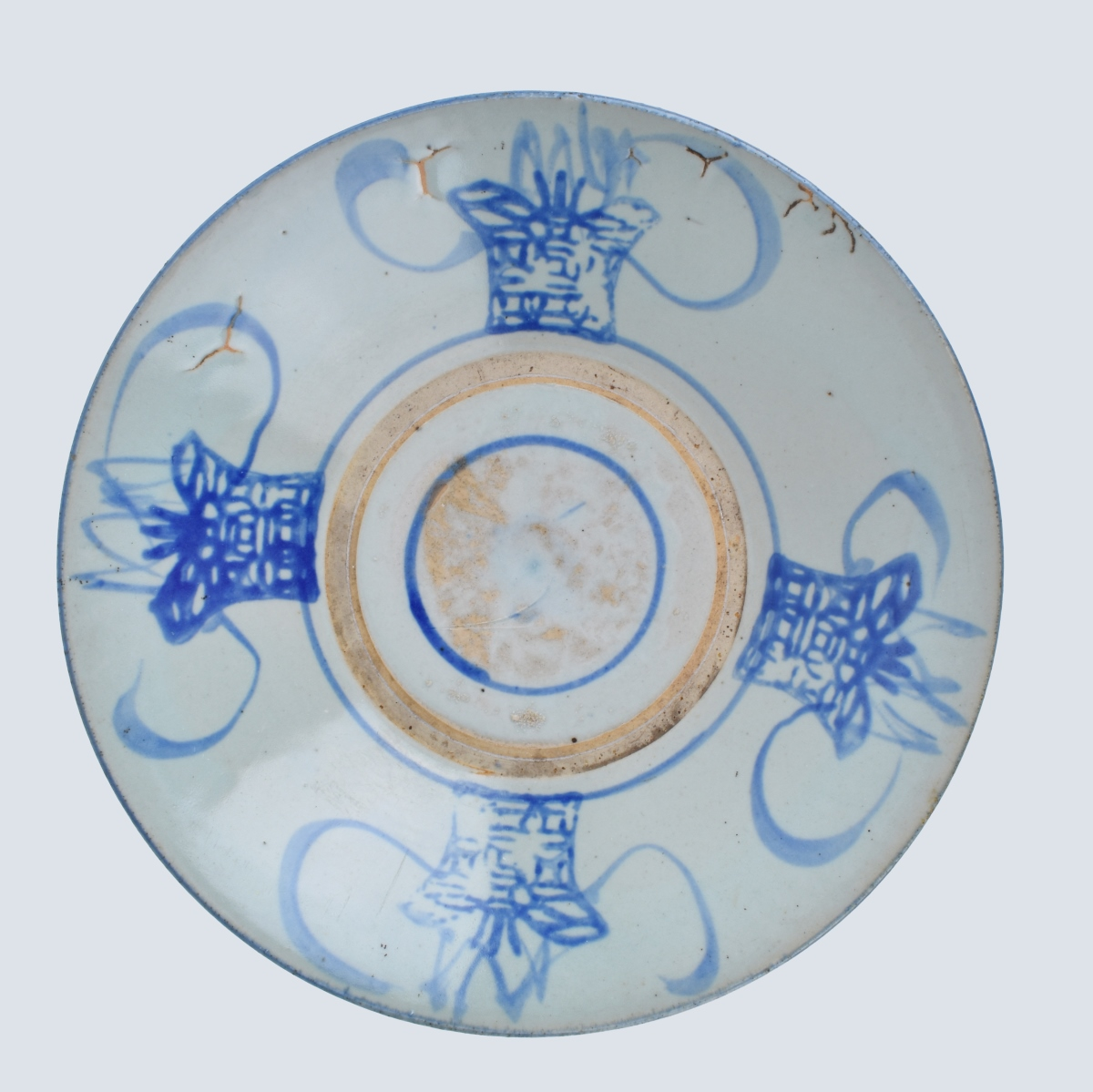 Chinese Shallow Bowl