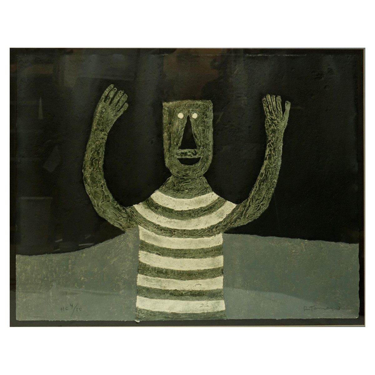 Rufino Tamayo (1899-1991) Color Etching