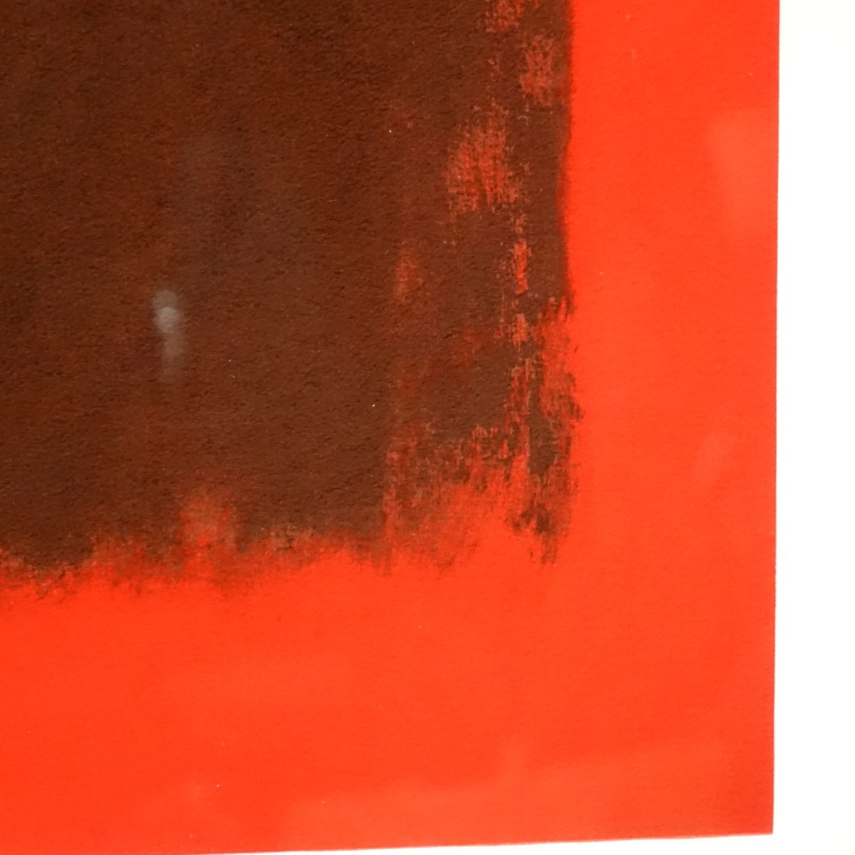 After: Mark Rothko (1903 - 1970) Lithograph Print