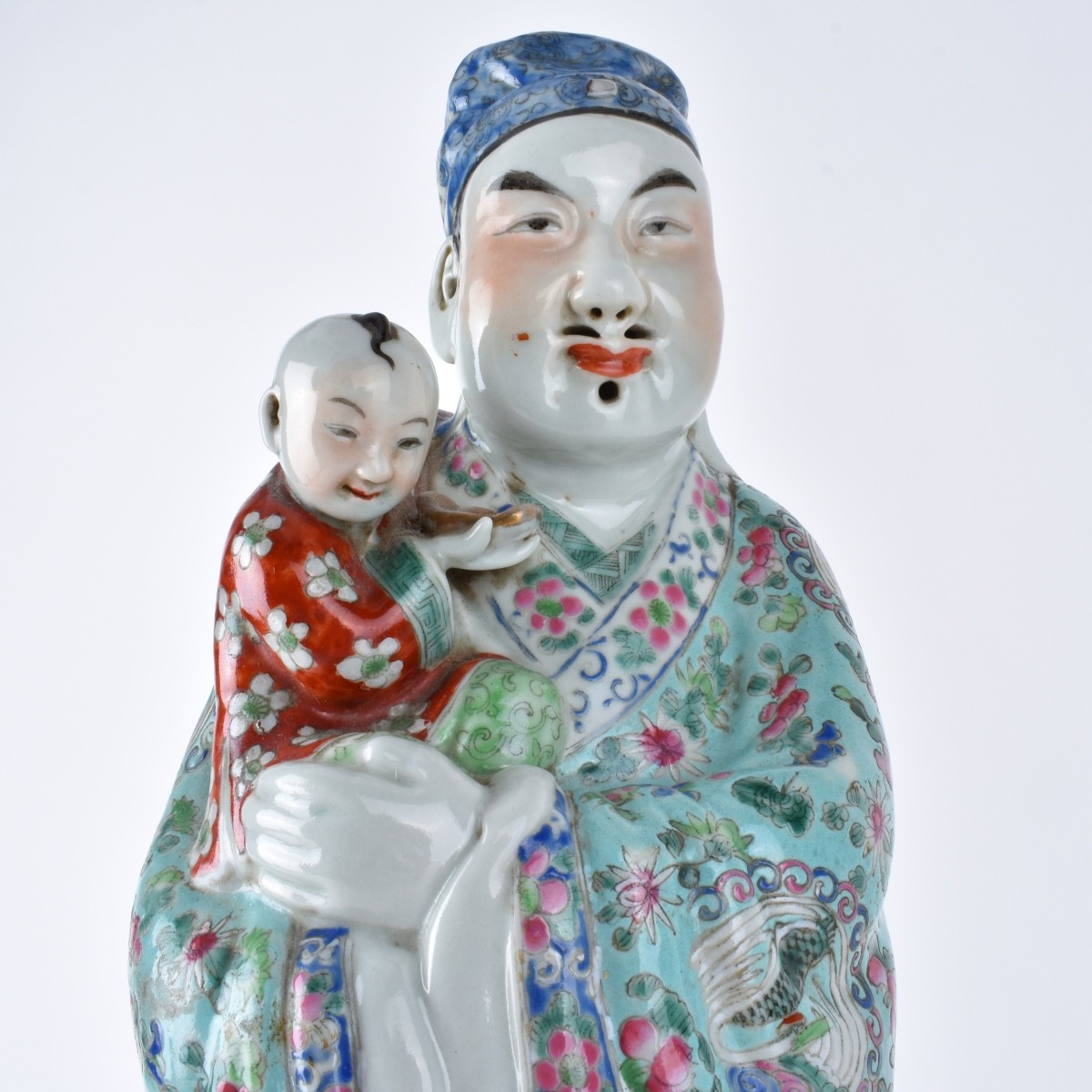 Chinese Immortal and Child