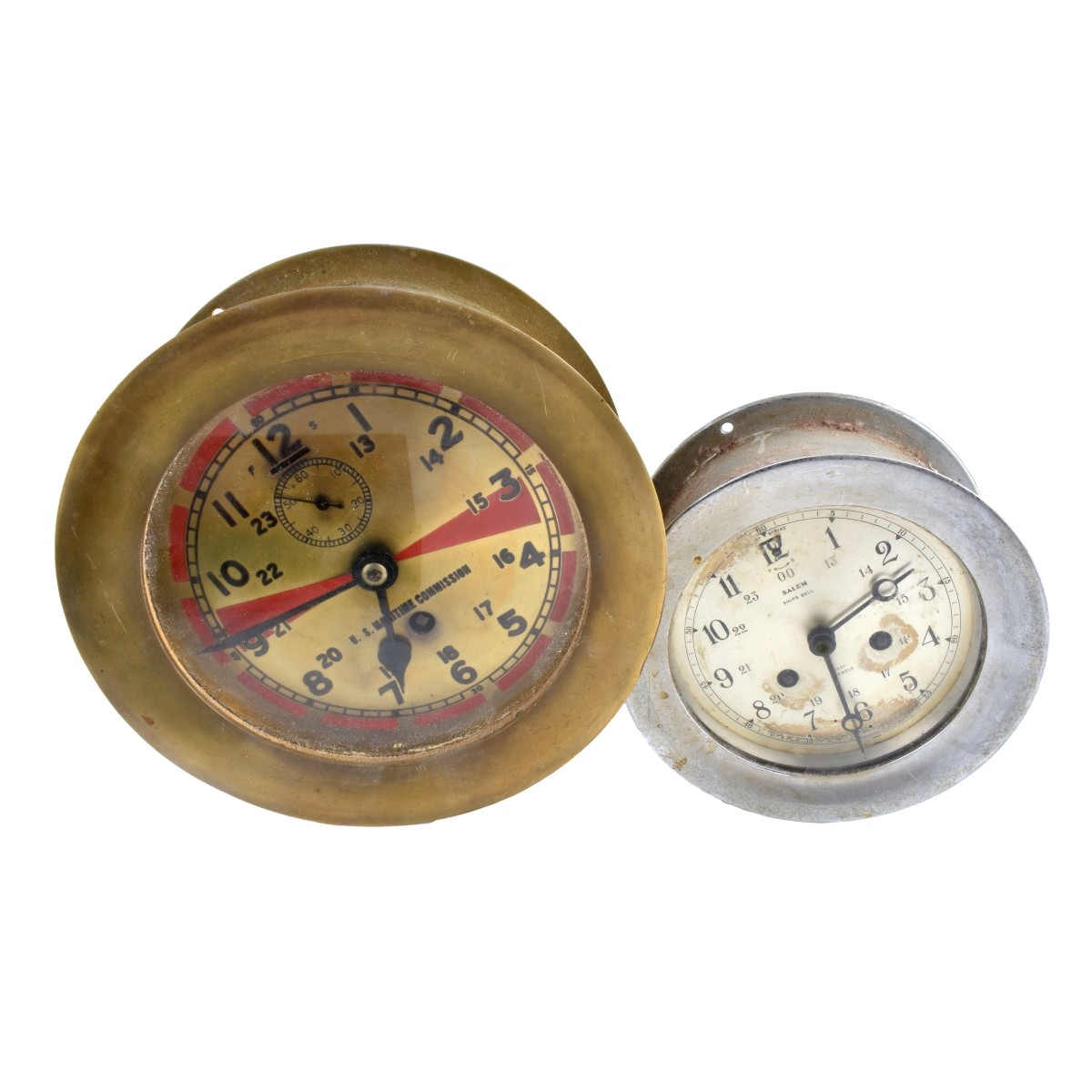 Vintage Clocks and Barometers
