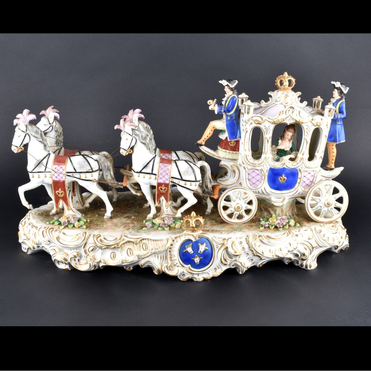Dresden Carriage