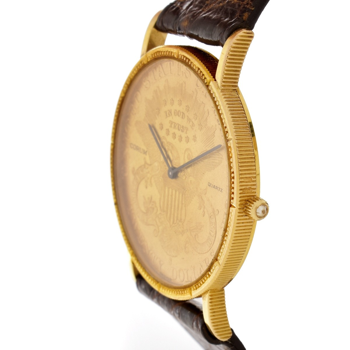 Corum US $20 Gold Coin Watch