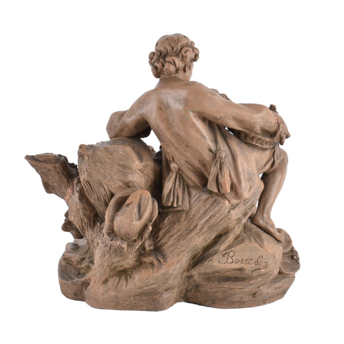 After: Francois Boucher Terracotta Group