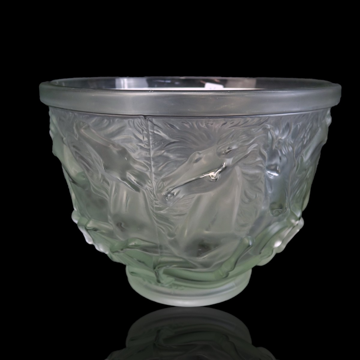 Josef Inwald for Barolac Glass Bowl
