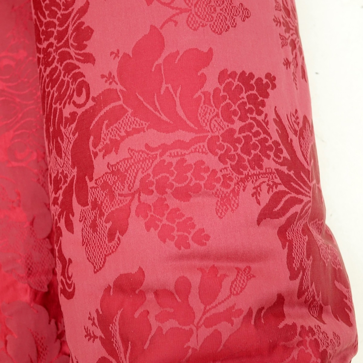 Lg Roll of Silk Damask Scalamandre Fabric