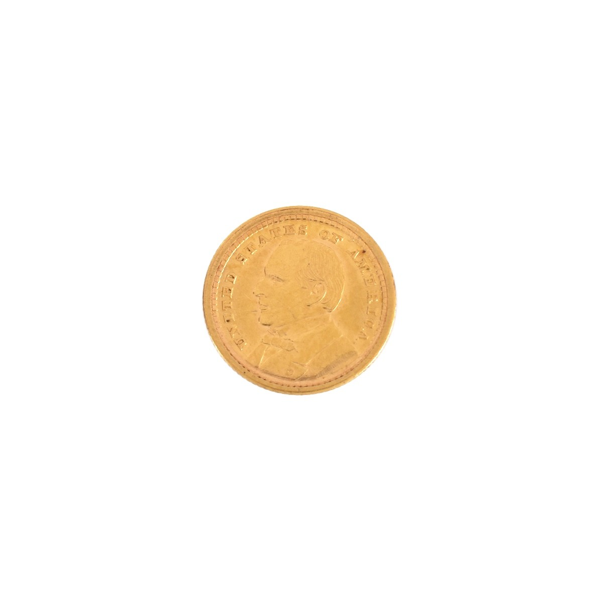 1903 US Gold McKinley $1
