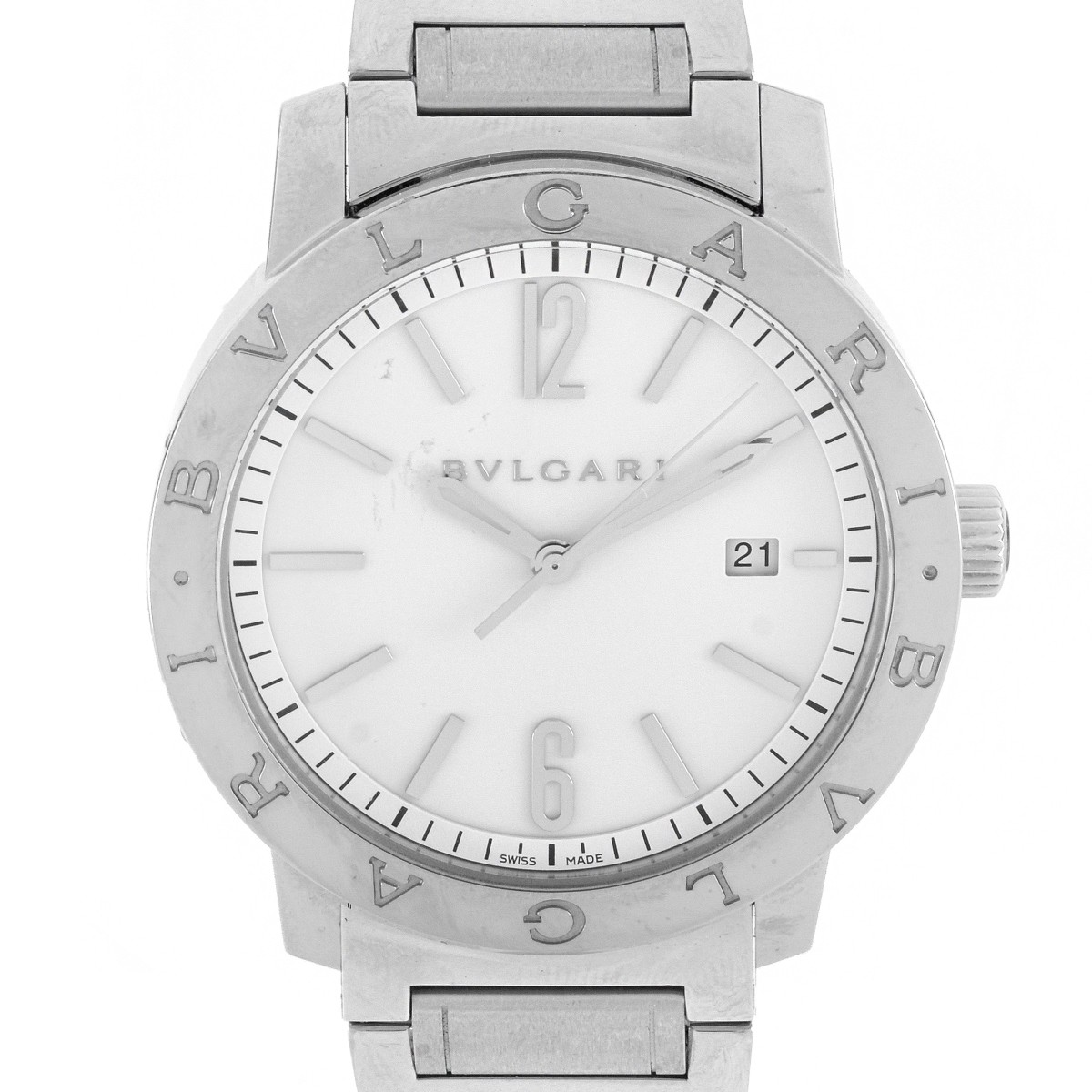 Bulgari Stainless Steel Watch