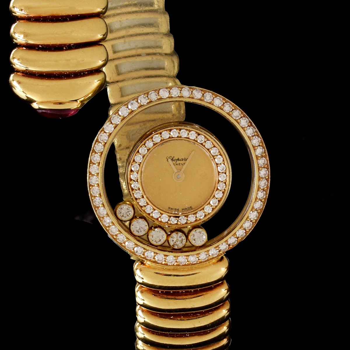 Chopard Happy Diamond 18K Watch