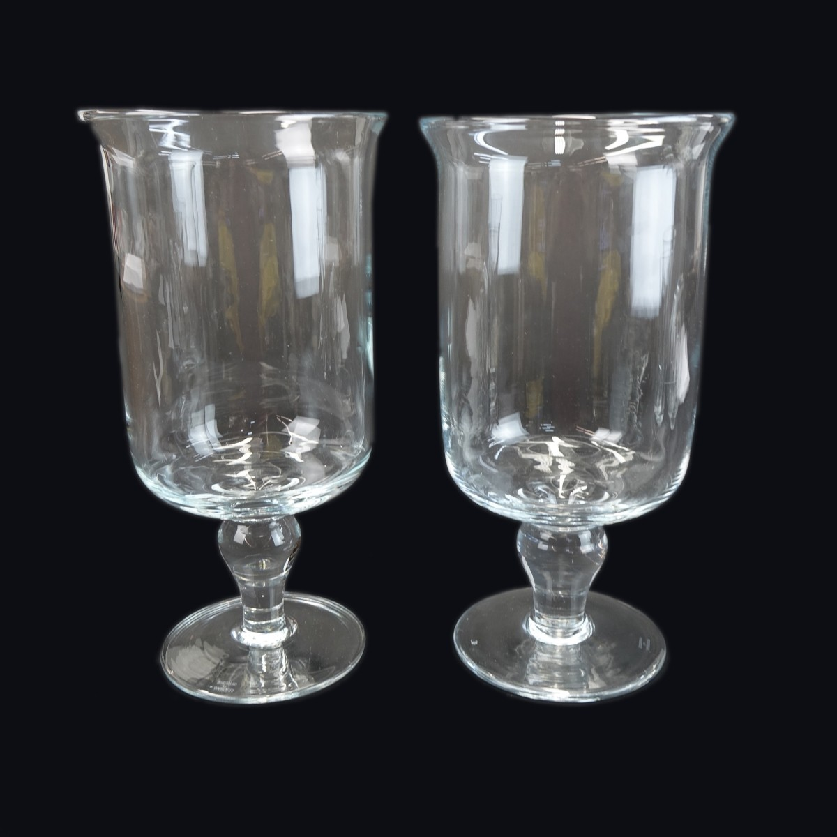 Pr Waterford Hurricane Crystal Shades