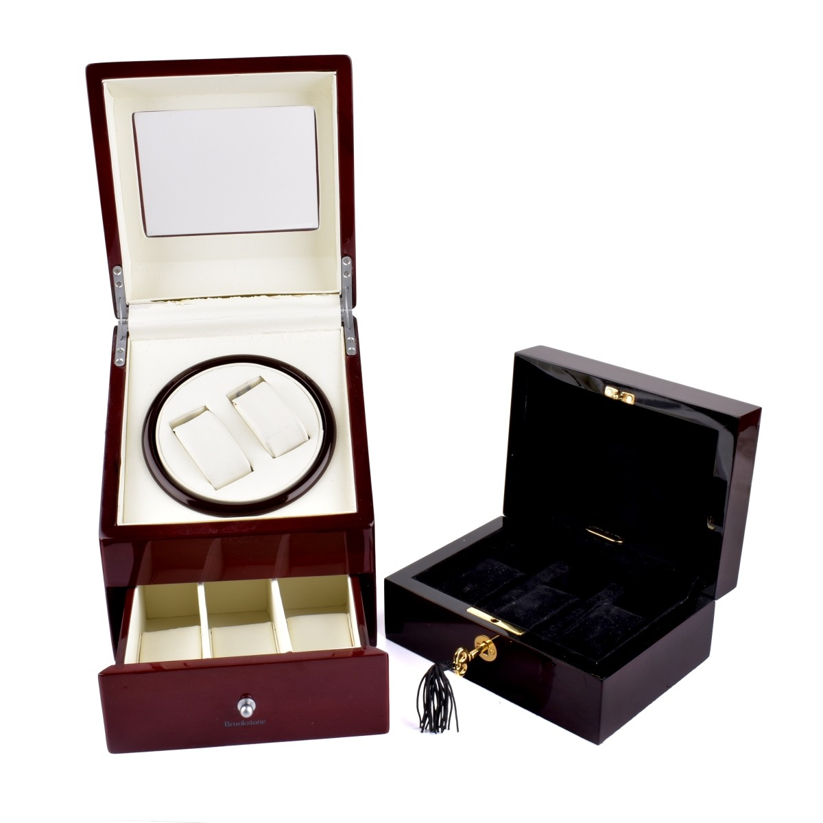 Two Watch Display Boxes