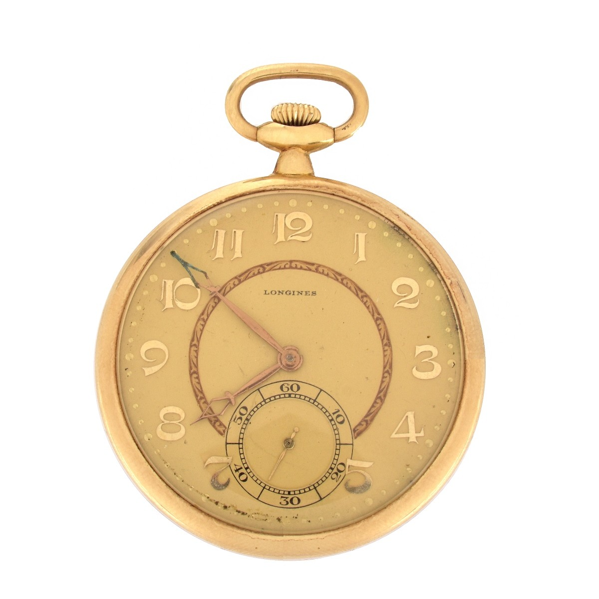 Longines 14K Pocket Watch