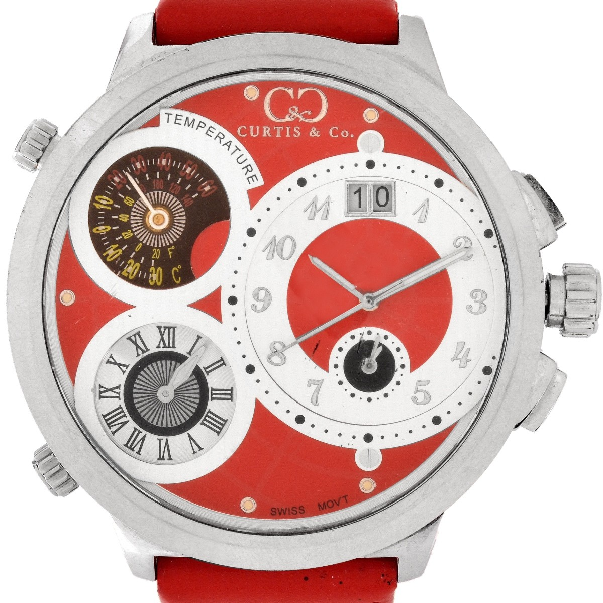 Curtis & Co Big Time Watch