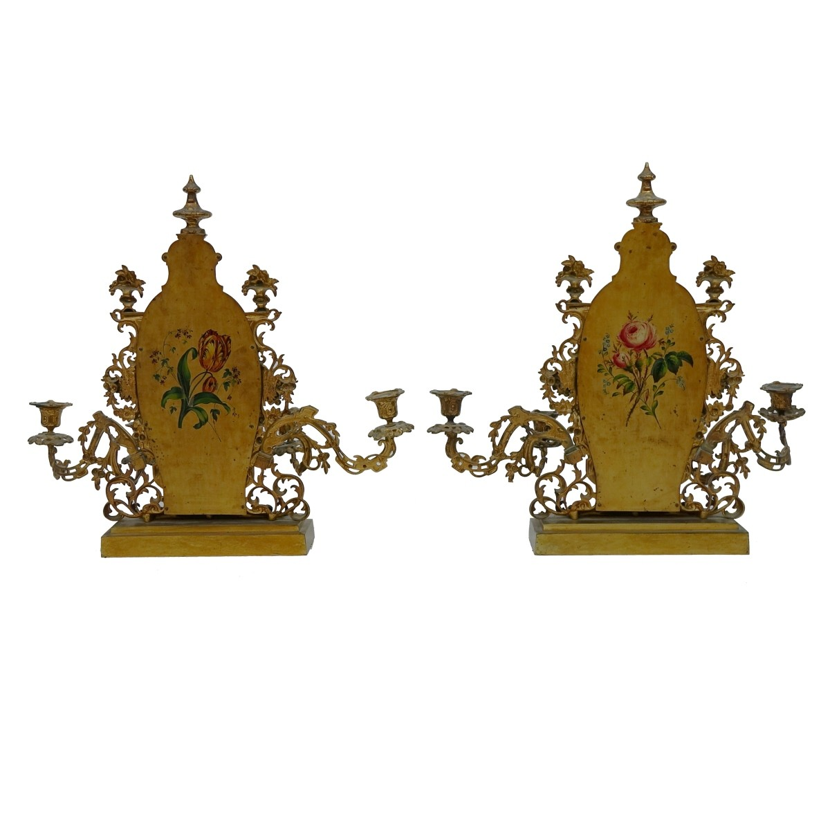 Pair of Table Sconces