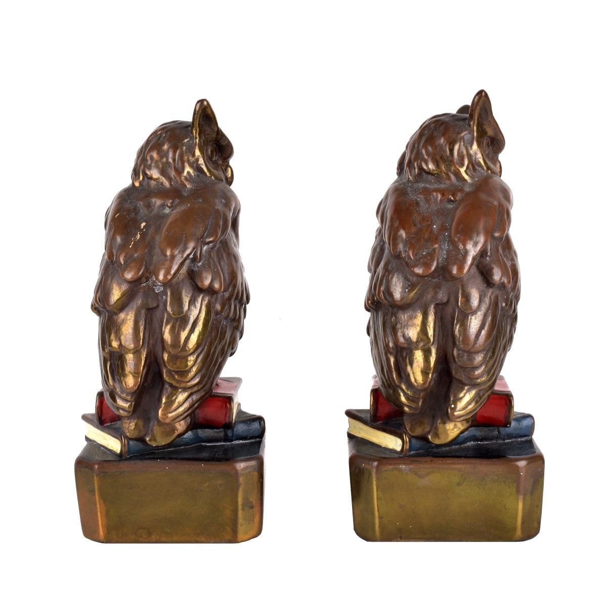 Pair of Owl Bookends