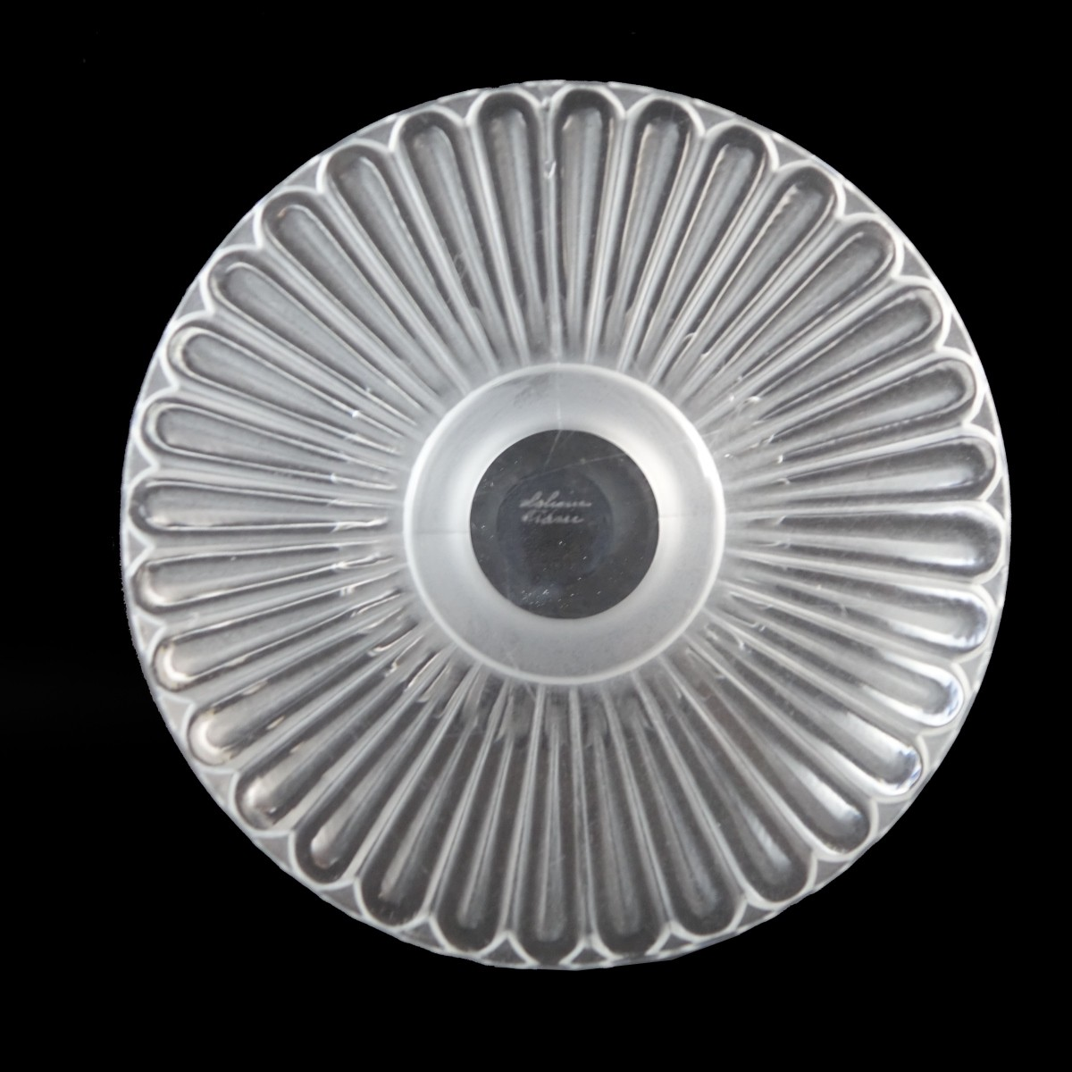 Lalique Crystal Tableware