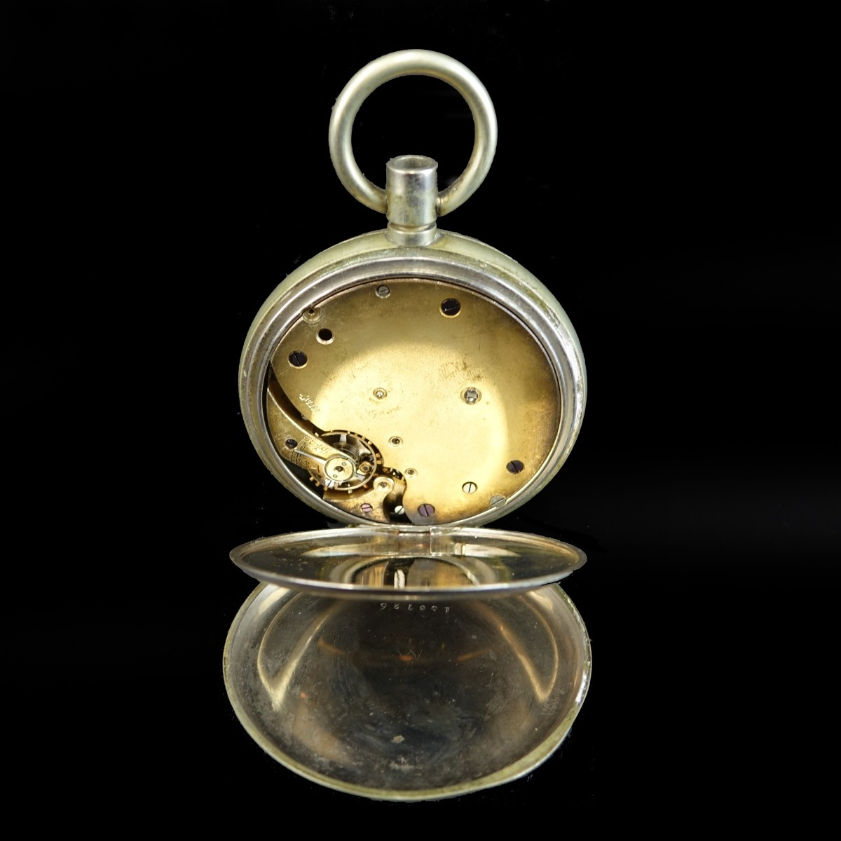 J.C. Vickery Pocket Watch