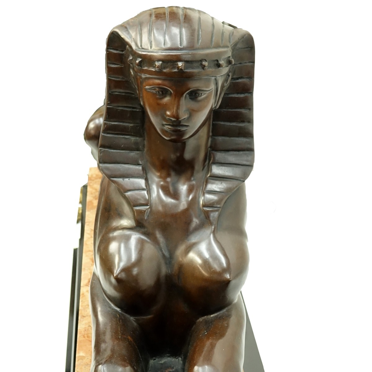 Large Egyptian Revival Sculptures