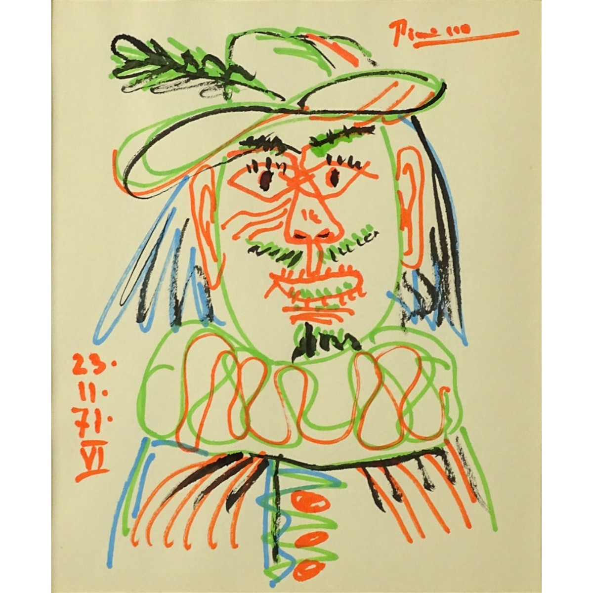 after: Pablo Picasso, Spanish (1881-1973)