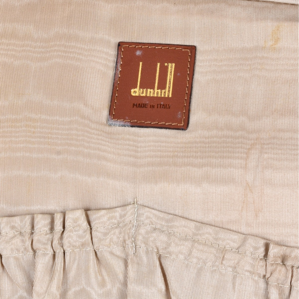 Dunhill Suitcase