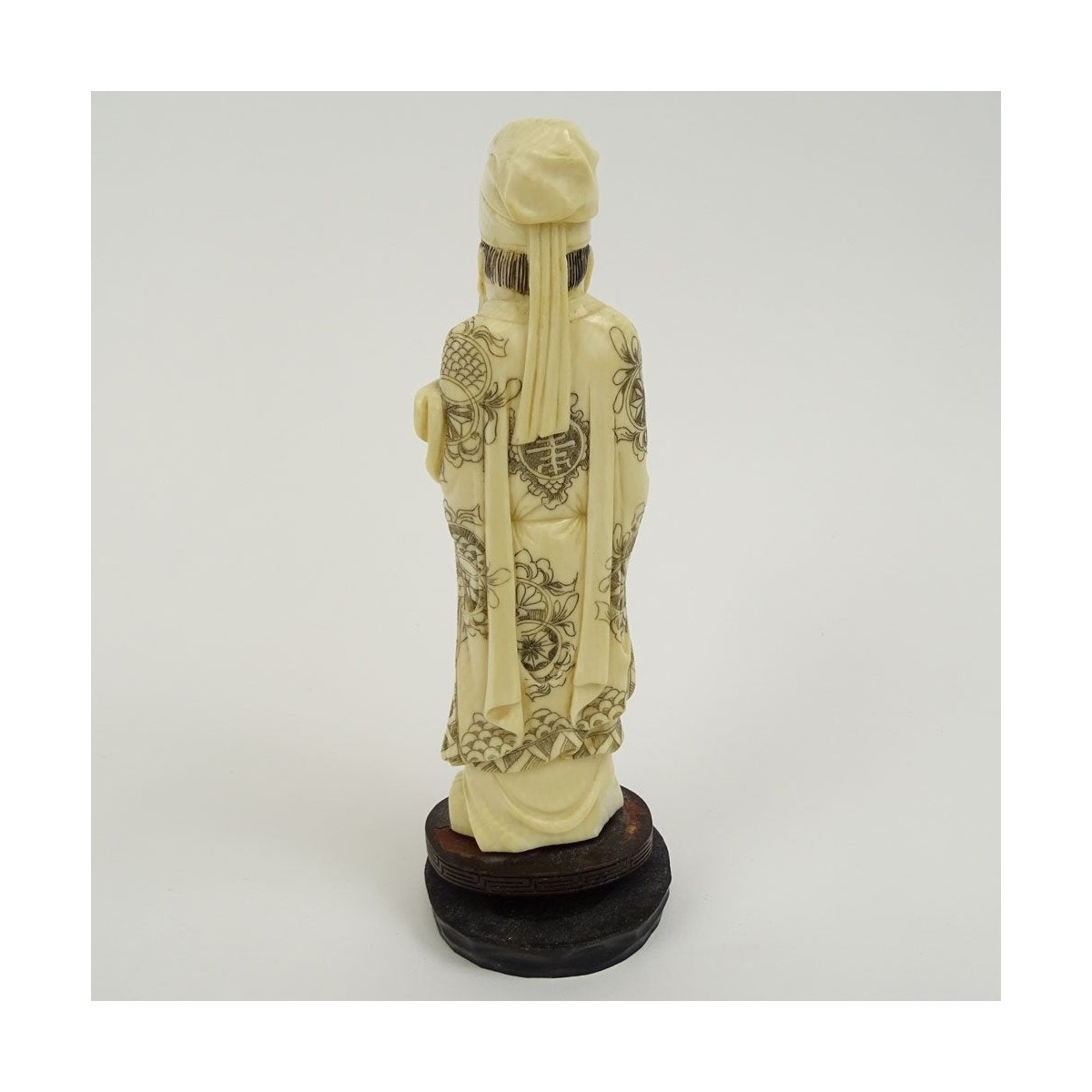 Antique Chinese Carved Figure