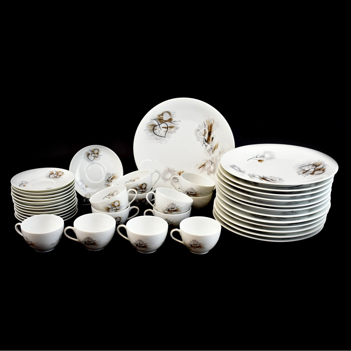 Raynaud & Co Limoges Partial Dinner Service