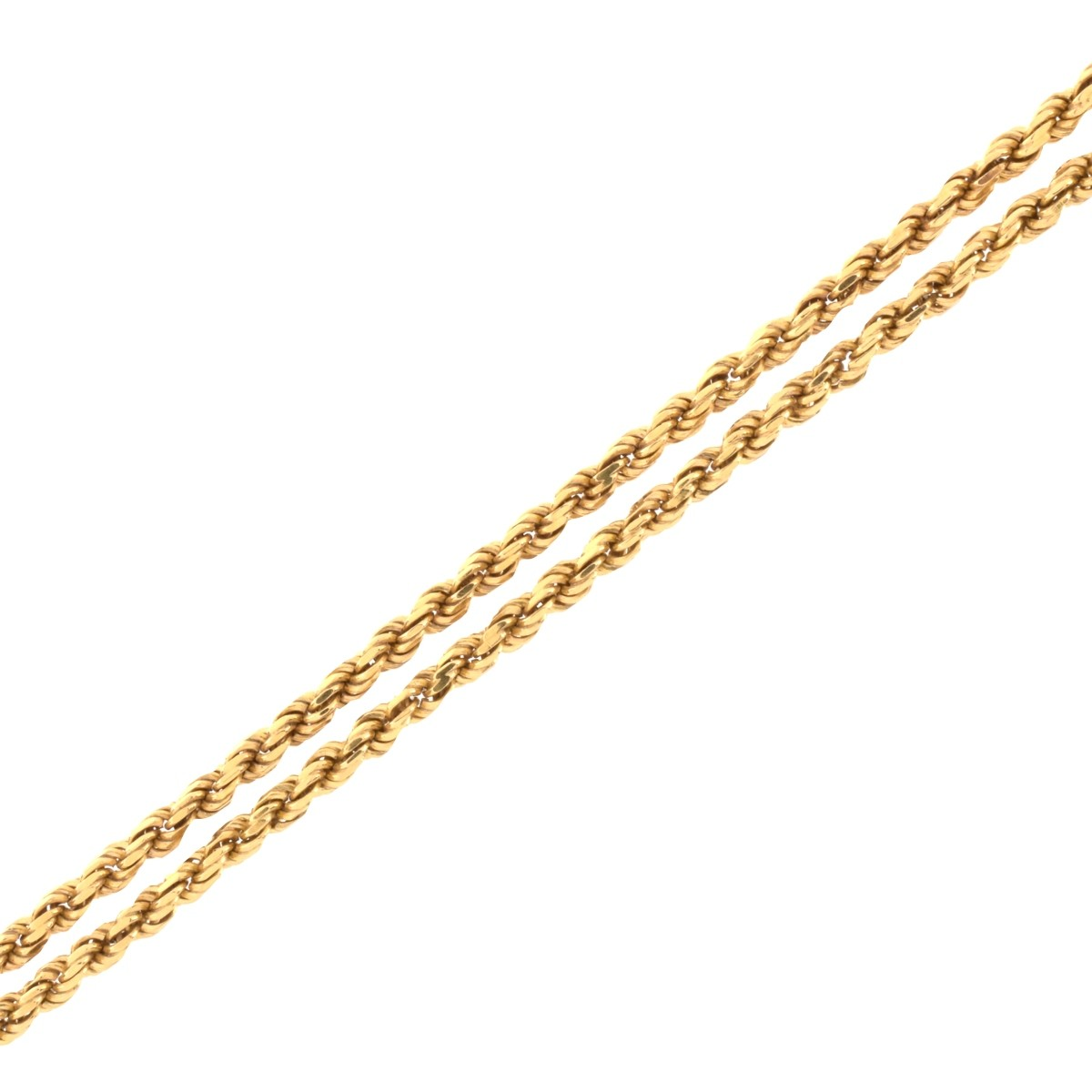 14K Necklace / Chain